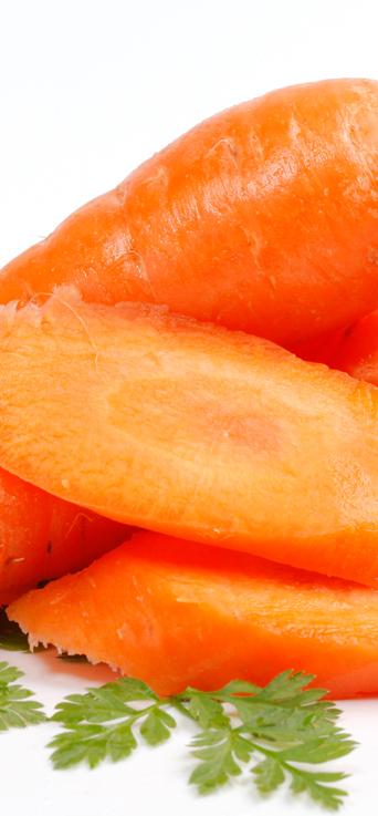 Deep processed vegetables